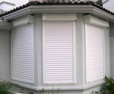Hurricane Roll Down Shutters West Palm Beach FL