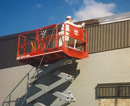 Exterior Commercial Painting Contractor Aventura Florida