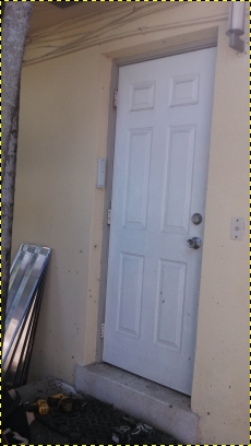 Photo Gallery Before And After Hurricane Shutters