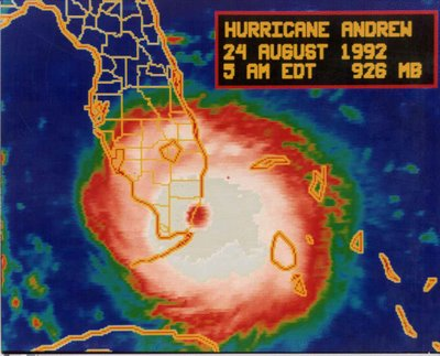 Hurricane Andrew Florida
