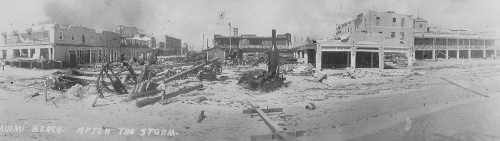 Miami Hurricane 1926.