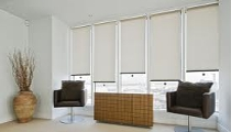 Interior Roller Window Blinds