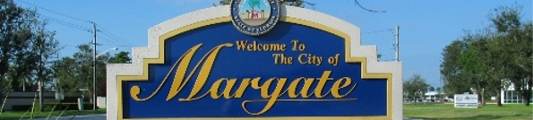 Margate Florida Header