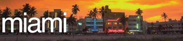 Miami Florida Header