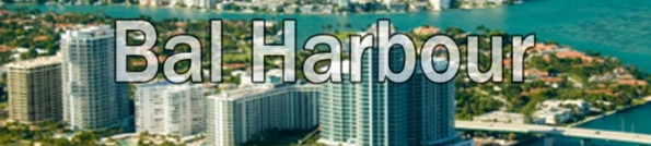 Bal Harbour Florida Header