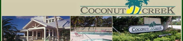 Coconut Creek Florida Header