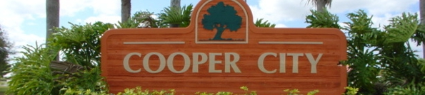 Cooper City Florida Header
