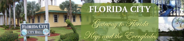 Florida City Florida Header