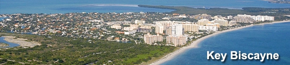 Key Biscayne Florida Header