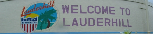 Lauderhill Florida Header