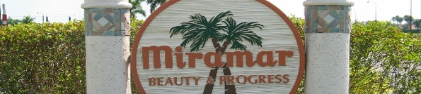 Miramar Florida Header