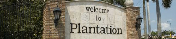 Plantation Florida Header