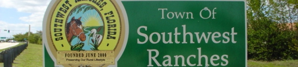Southwest Ranches Florida Header