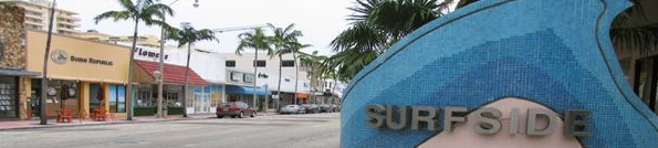 Surfside Florida Header