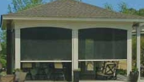 Rolling Screen Doors, Retractable Storm Screens