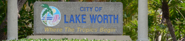 Lake Worth Florida Header