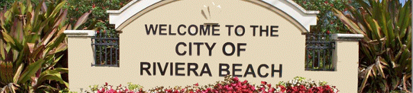 Riviera Beach Florida Header